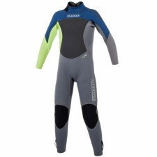 Гидрокостюм MYSTIC STAR FULLSUIT 3/2MM BZIP FLATLOCK JUNIOR