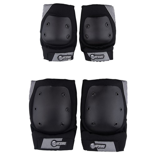 Защита комплект SECTOR9 PURSUIT - LIGHTWEIGHT ELBOW AND KNEE PAD SET