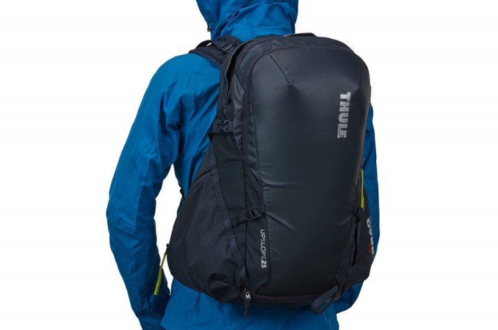 Рюкзак для лыж и сноуборда Thule Upslope 25L – Removable Airbag 3.0 ready*  Lime Punch