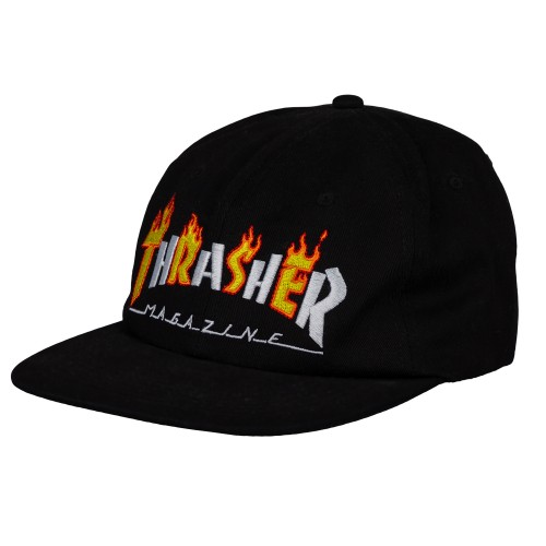 Кепка THRASHER FLAME MAG SNAPBACK
