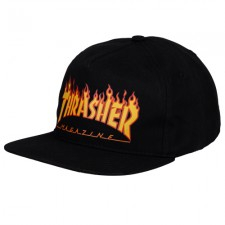 Кепка THRASHER FLAME SNAPBACK