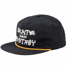 Кепка THRASHER SNAPBACK - S&D PUFF INK