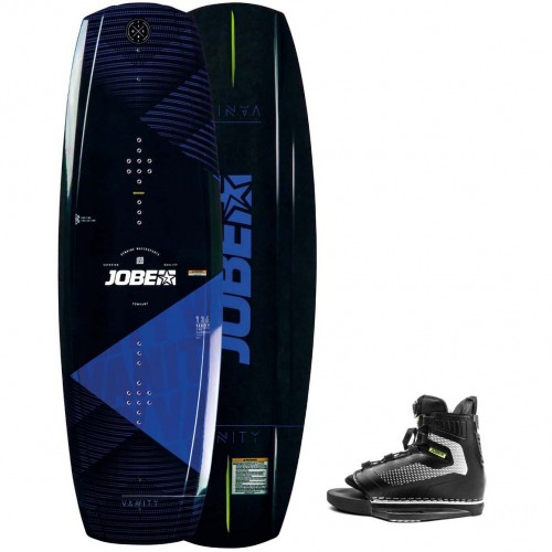 Комплект вейкборд JOBE VANITY WAKEBOARD & MAZE BINDINGS SET